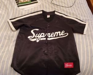 supreme baseball jersey for Sale in West Palm Beach, FL