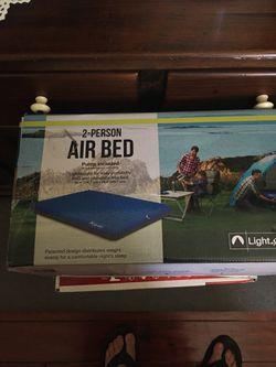2 person air mattress for Sale in Corona,  CA