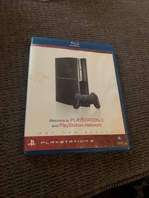 PS3 disc for Sale in Washington, NJ