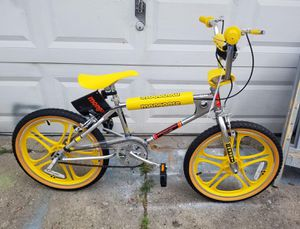 Stranger Things BMX Mongoose Bike for Sale in Kenner, LA