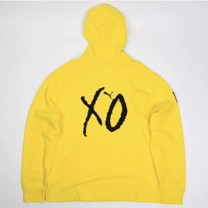 XL Yellow XO Weeknd Sweater for Sale in Glendale, AZ