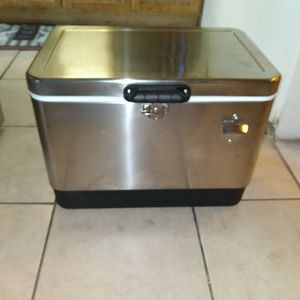 Stainless Steel Ice Chest for Sale in Los Angeles, CA