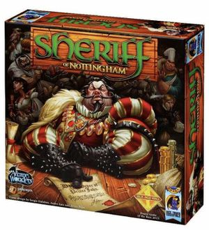 Sheriff of Nottingham Board Game *LIKE NEW-(West End) for Sale in Nashville, TN