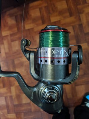 Fishing Rod and Reel for Sale in San Antonio, TX