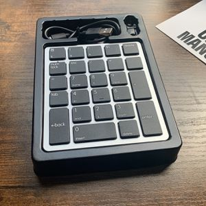 Wireless Number Keyboard for Sale in Mastic, NY