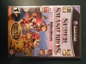 Nintendo Gamecube Game Smash Bros Melee for Sale in Vancouver, WA