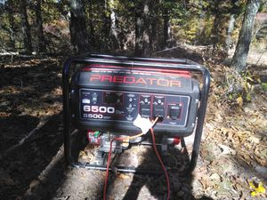 6500 watt Predator generator for Sale in Lenox, MO