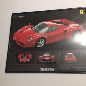 Ferrari Picture for Sale in Dearborn, MI