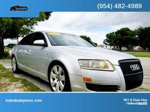 2005 Audi A6 for Sale in Hallandale Beach, FL
