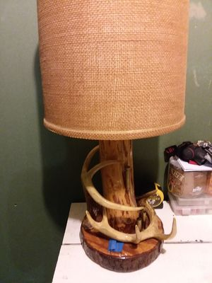 Antler Lamp for Sale in Newark, OH