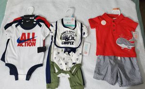Baby boy outfits for Sale in Fontana, CA