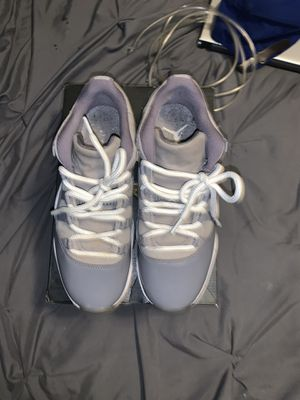 Jordan cool grey 11s low size 8.5 for Sale in Hazelwood, MO