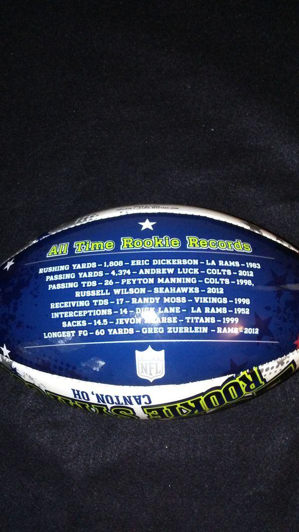 2014 rookie Symposium NFL football