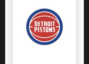 Detroit Piston Tickets for Sale in Pontiac, MI