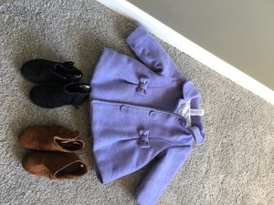 Used girls coat size 12 months for Sale in HOFFMAN EST, IL