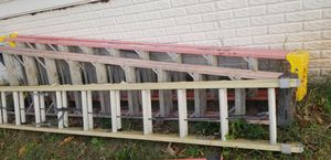 """Ladders 2 10"""" 1 20 ft extension ladder 250 all of then for Sale in Bristow, VA"""