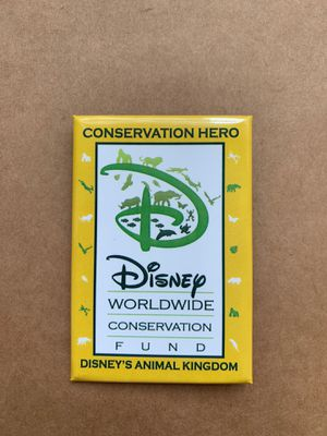 Disney worldwide conservation fund animal kingdom pin for Sale in Queens, NY