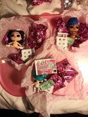 Lol dolls all new for Sale in Dallas, TX