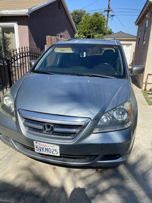 2006 Honda Odyssey Ex for Sale in Compton, CA