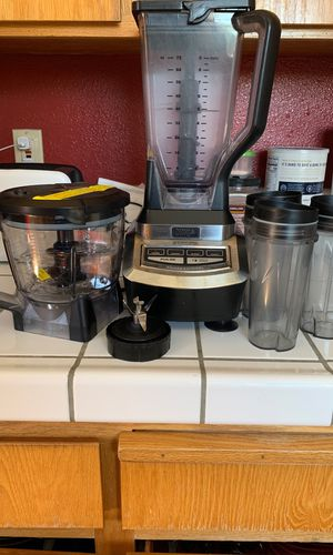 Ninja blender/ licuadora for Sale in Lathrop, CA