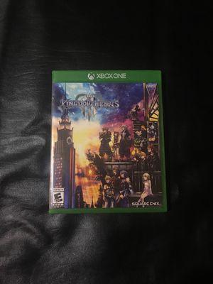 Kingdom Hearts 3 - Xbox One for Sale in Joliet, IL