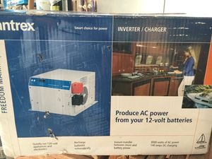 Xantrex 3000 marine inverter charger. Brand new in the box never been used. for Sale in New Port Richey, FL