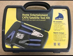 Cable tv Crimping installation tool for Sale in Troy, MI