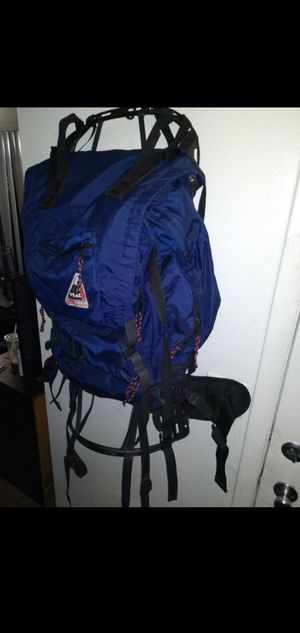 Coleman Peak 1 BackPack with Internal Frame - Hiking, Camping, Climbing for Sale in Salt Lake City, UT