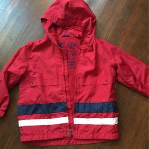 Kids Clothes Size 3t (GAP) Windbreaker for Sale in Inglewood, CA