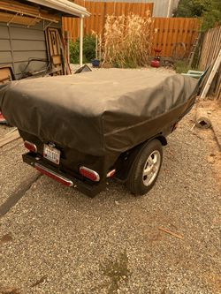 Pop up tent trailer for Sale in Wenatchee,  WA