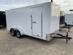 Enclosed trailer 7 x 16 for Sale in Fort Worth, TX