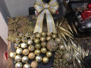 Gold ornaments for Sale in Compton, CA