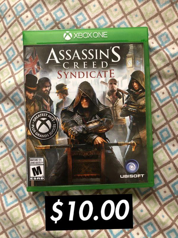 Assasins Creed Syndicate [XBOX ONE]