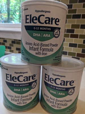 Elecare Infant Formula for Sale in Anderson, SC