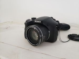 Sony cyber shot DSC H300 camera for Sale in Margate, FL