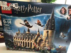 Harry Potter Hogwarts Great Hall LEGO Set 75954 for Sale in Lake Forest, CA