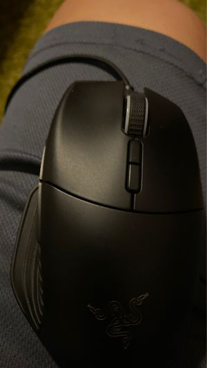 Very good razer mouse for Sale in Fresno, CA