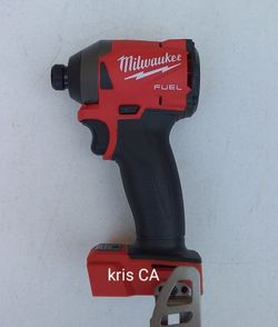Milwaukee Fuel 3rd Generation Impact Driver for Sale in City of Industry,  CA