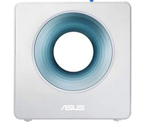 Asus Blue Cave AC2600 Dual-Band Wireless Router for Smart Homes, Featuring Intel Wifi Technology and Aiprotection Network Security Powered by Trend M for Sale in Santa Monica, CA