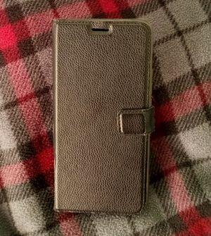 Black ZTE Cellphone Wallet for Sale in Bakersfield, CA