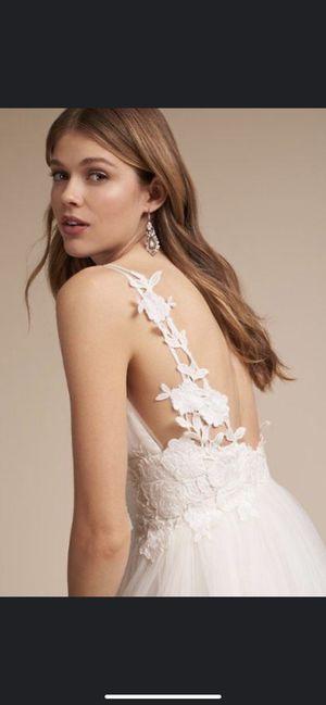 BHLDN Wedding dress for Sale in Fullerton, CA