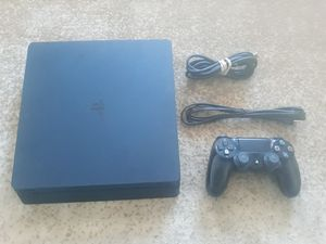 Playstation 4 ps4 500gb slim for Sale in Kent, WA