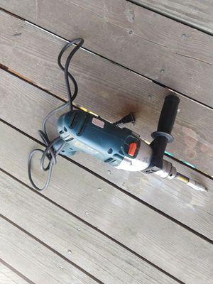 Black & Decker Corded Drill for Sale in Norfolk, VA