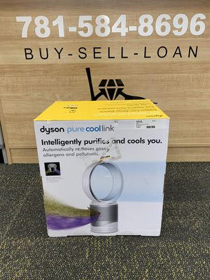 Dyson Pure Cool Link Air Purifier & Desk Fan - White/Silver New for Sale in Lynn, MA