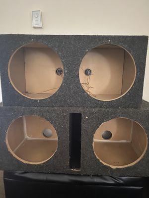 Car Speaker box's for Sale in Hartford, CT