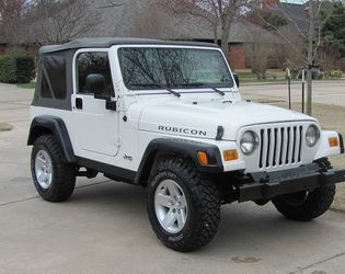 Super Car/Super Offer' 2005 Jeep Wrangler Rubicon AWD ❗Strong❗👀!FWDWheelss for Sale in Waco,  TX