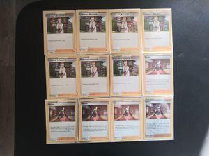 Pokemon Marnie Professor's Research Holo Rare Trainer Card Lot for Sale in Kent, WA