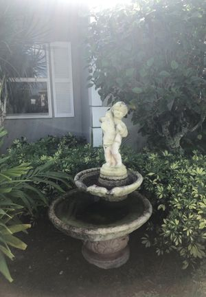 Garden Fountain for Sale in Boca Raton, FL
