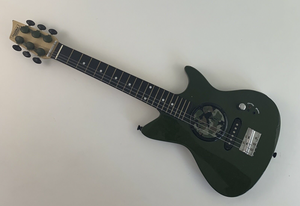 First Act Discovery Camo Electric Guitar with Built-in Amp 6-String Instrument for Sale in Alpharetta, GA