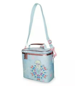 NWT Disney Store Frozen Elsa Lunch Box Tote School for Sale in Silver Spring, MD